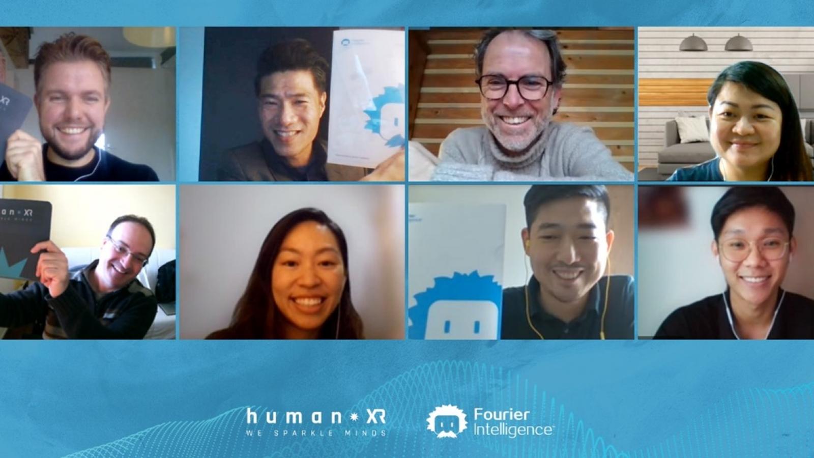 HumanXR PR
